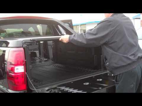 2012 Chevy Avalanche video walk-around at Apple Chevrolet.