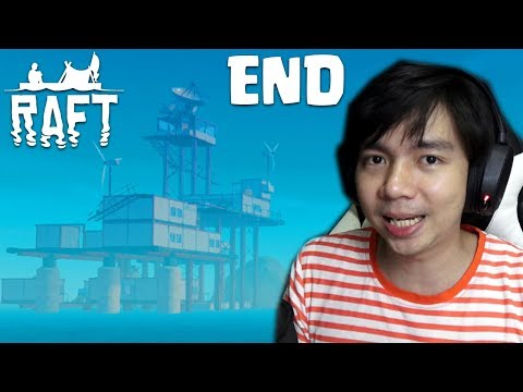 Misteri Game Raft | Raft Game Indonesia | END