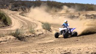 6. 2014 Yamaha YFZ450R First Test by ATV on Demand