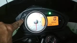 8. Kawasaki z750 fl error - how to check error code