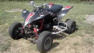 10. 2007 Yfz 450 Special Edition