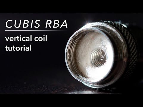 Joyetech Cubis RBA Vertical Coil