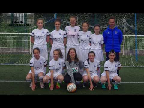 Coupe Moselle U 16 Feminin à Farebersviller le 4 avril 2017