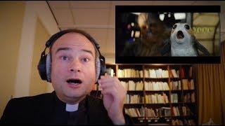 Video Fr  Roderick watches The Last Jedi Trailer MP3, 3GP, MP4, WEBM, AVI, FLV Oktober 2017