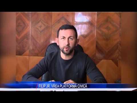 FILIP JR. VREA PLATFORMĂ CIVICĂ