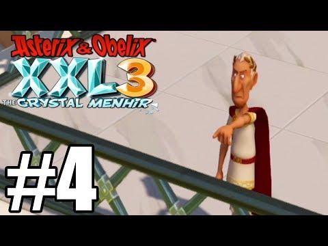 Asterix & Obelix XXL 3 Gameplay Walkthrough Part 4