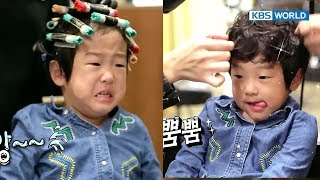 Video Twins get their firm perm... Seoeon bursts into tears [The Return of Superman/2018.01.07] MP3, 3GP, MP4, WEBM, AVI, FLV Januari 2018