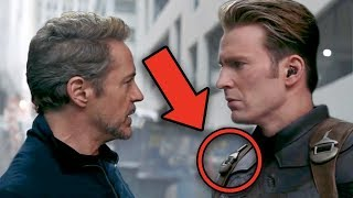 AVENGERS ENDGAME Trailer Breakdown!