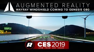 CES 2019: WayRay's holographic AR windshield is real, hitting the road soon by Roadshow