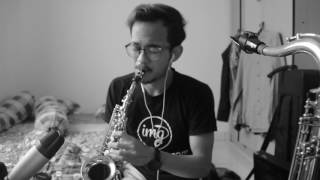 Afgan - Bawalah Cintaku saxophone cover by Christian Ama Video