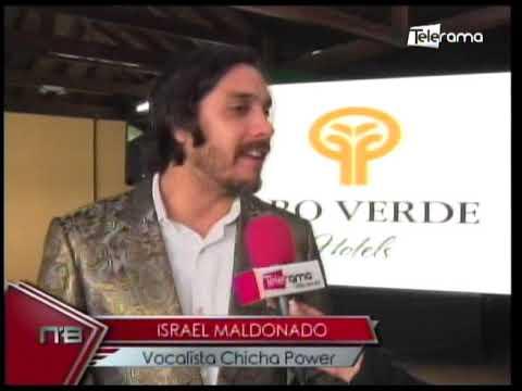 Fiesta de fin de año Quédate pa Gozar Hotel Oro Verde & Chicha Power