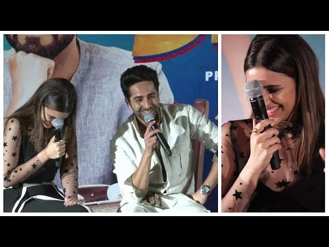 Parineeti Chopra's Funny Reaction On Kya Tumne Kisi Ko Line Mari