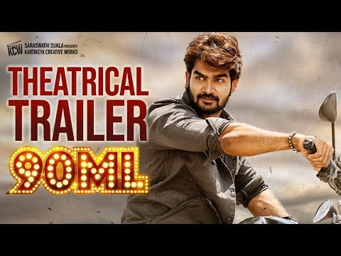 90ml Tamil movie Official Trailer