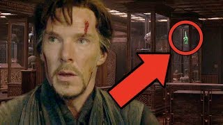 Nonton Doctor Strange  2016    Easter Eggs   References   Mcu Rewatch Film Subtitle Indonesia Streaming Movie Download