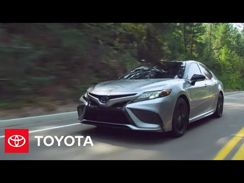 2021 Camry Overview | Toyota
