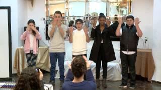 IYIM Celebration for Israel's Deaf & Hearing Impaired Bar/Bat Mitzva - 2013 Highlights