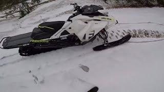 6. Ski-doo Freeride 850 | Diablo clutch kit and slush