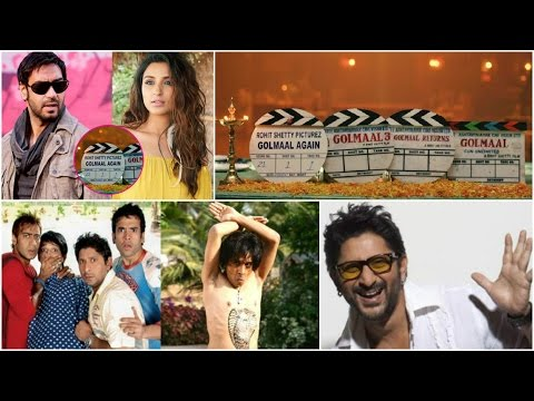 Rohit Shetty's 'Golmaal Again' Shoot begins!