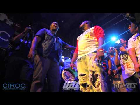 t.rex - Smack/ URL's Summer Madness2 was a massive success which brought out thousands of fans and high profile celebrities; easily the biggest MC Battle event in hi...