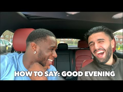 Teaching My British Friends How To Speak Yoruba (Worst Idea)