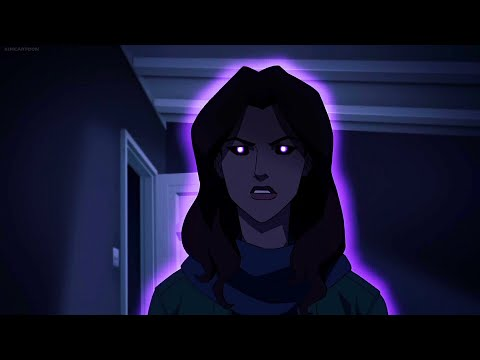 Young Justice 3x13 - Halos Pure Power