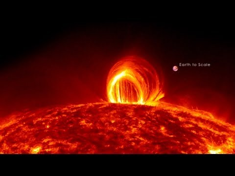 sun - Eruptive events on the sun can be wildly different. Some come just with a solar flare, some with an additional ejection of solar material called a coronal ma...