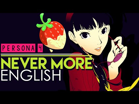 [Persona 4] Never More (English Cover by Sapphire)