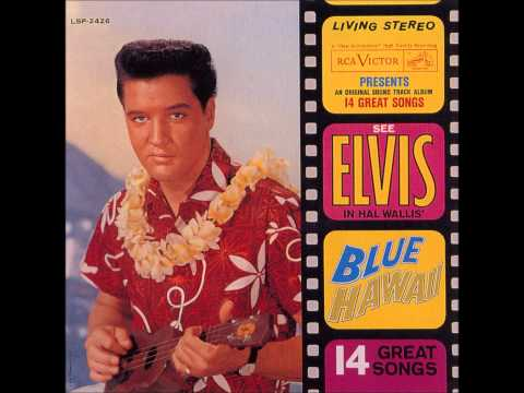 Hawaiian Wedding Song - Elvis Presley