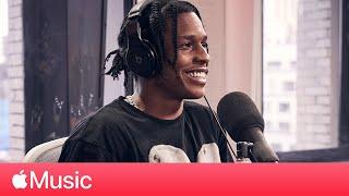 A$AP Rocky: Yam$ Day, GRAMMYs and Janelle Monáe   Beats 1   Apple Music