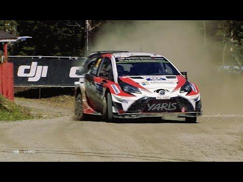 WRC 2017 - DJI Aerial Clip: Neste Rally Finland