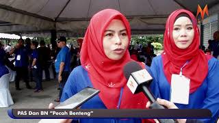 "Video PAS Dan BN ""Pecah Benteng"" MP3, 3GP, MP4, WEBM, AVI, FLV Juli 2018"