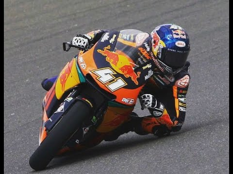South African Brad Binder crowned the Moto3 world champion