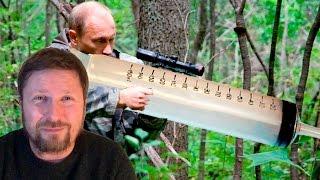 Зачем Кремлю шприцы и какой из Путиных х*ло?