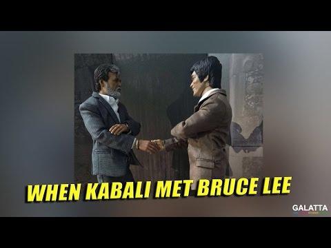 When-Kabali-met-Bruce-Lee