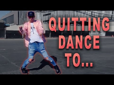 QUITTING DANCE... (blame Shaun White) (видео)