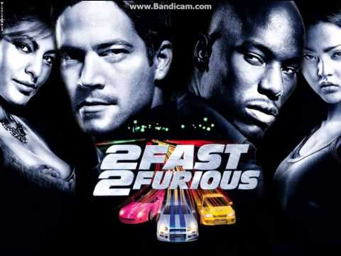 8 Ball - Hands In The Air (fast & Furious 2)