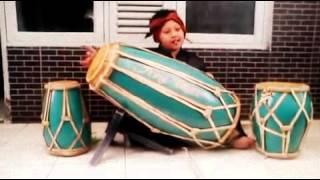 Video Keren Anak Kecil Sudah Jago Main Kendang