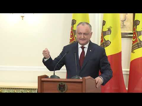 President of Moldova made a summary on official visit to Russia
