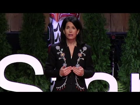 Silent No More – Using Your Voice to End Violence Against Women | Andrea Menard | TEDxStanleyPark