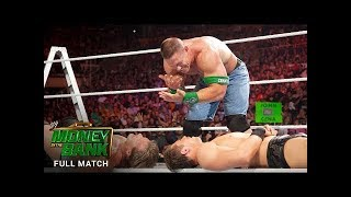 Nonton Wwe 17 6 2017 Money In The Bank Ladder Match John Rena Vs Crowd Film Subtitle Indonesia Streaming Movie Download