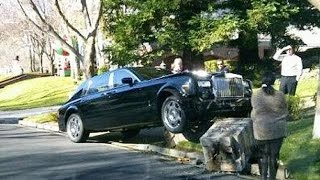 Latest Car Accident of Rolls Royce Phantom. It is a compilation video of The most shocking road car accidents that have occurred and resulted in lost of life and ...