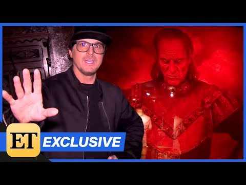 Ghost Adventures' Zak Bagans Gives ET A Tour Of His Haunted Museum (EXTENDED CUT)