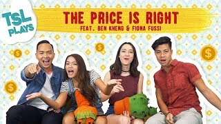 Video TSL Plays: The Price is Right (feat. Benjamin Kheng & Fiona Fussi) + GIVEAWAY MP3, 3GP, MP4, WEBM, AVI, FLV Februari 2019