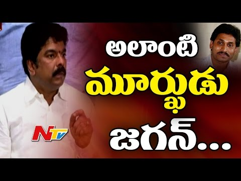 Bonda Uma & Kesineni Srinivas Sensational Comments on YS Jagan | Kesineni Episode