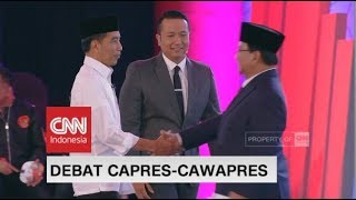 Video Closing Statement Debat Capres-Cawapres 2019 - Segmen 6/6 MP3, 3GP, MP4, WEBM, AVI, FLV Februari 2019