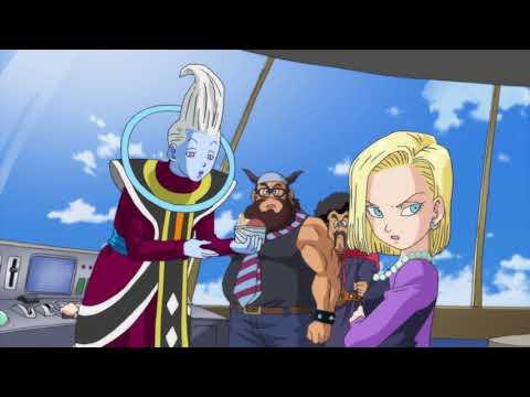 DBZ BoG - Goku Vs Beerus 1080p [ENG Dub]