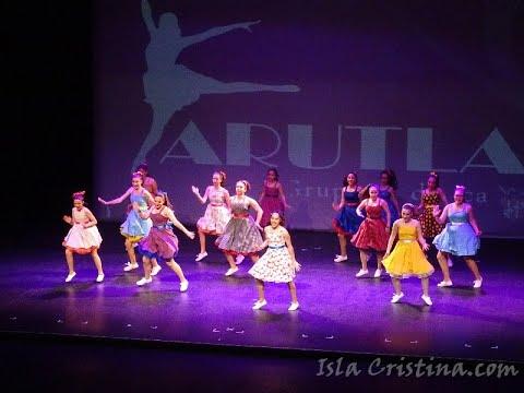 Primera parte, FES DANCE Huelva 2019 Celebrado en Isla Cristina