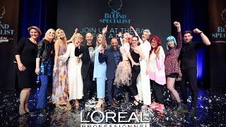 Mijn Zomer Blond door L\'Oréal Professionnel!