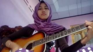 gaby-tinggal kenangan cover by evinda