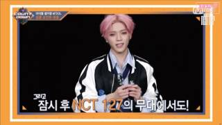 170622 [HD] NCT 127 (엔시티 127)-M-Dol No.1 Winner TAEYONG feat. MARK @ MCD [View in HD available until 720pHD.]